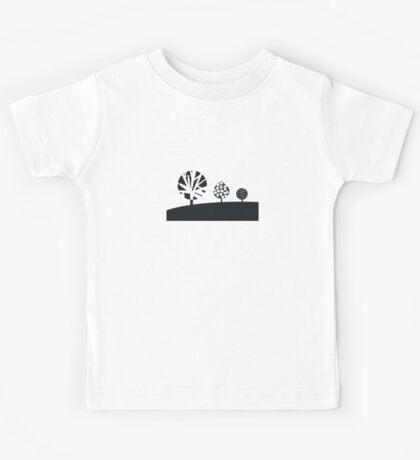 Three Trees - Graphic T Shirt Kids Tee