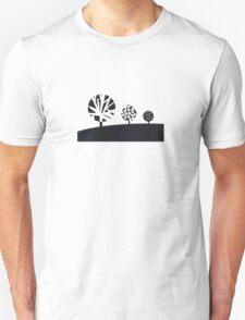 Three Trees - Graphic T Shirt Unisex T-Shirt