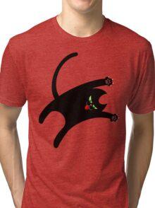 NINJA CAT 1 Tri-blend T-Shirt