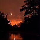 Liquid Burning by jude walton
