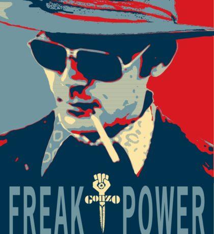 HST- Freak Power Sticker