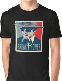 HST- Freak Power Graphic T-Shirt