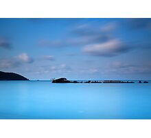 The shipwreck at Yarrabah Photographic Print