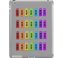 Rainbow Phone boxes  iPad Case/Skin