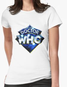 Vintage Dr Who Logo T-Shirt