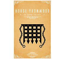 House Yronwood Photographic Print