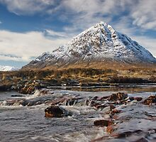 Scotland - Glencoe - Buchaille Etive Mhor by warbirds