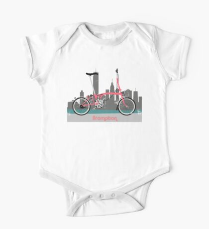 Brompton City Bike Kids Clothes