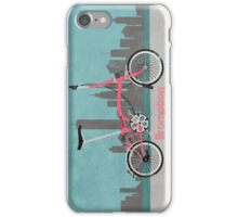 Brompton City Bike iPhone Case/Skin