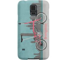 Brompton City Bike Samsung Galaxy Case/Skin