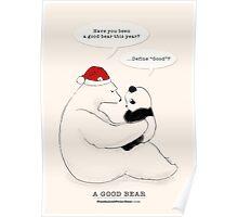 A Good Bear Poster