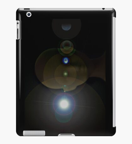 Wonted perception iPad Case/Skin