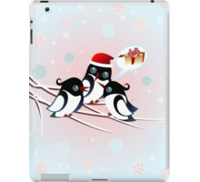 Winter Birds Christmas Wish - Cute Case iPad Case/Skin
