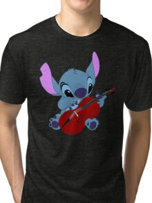 Stitch and a cello - requested  Tri-blend T-Shirt