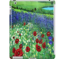 Blooming field Ipad case iPad Case/Skin