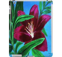Lily Ipad case  iPad Case/Skin
