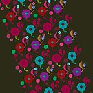 Flower power by CatchyLittleArt