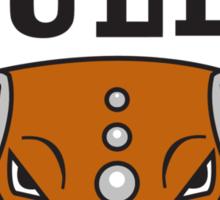 Kanto Bulls Sticker