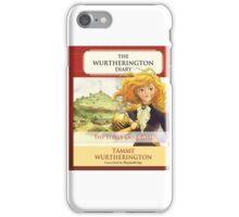 The Little Doll Girl: The Wurtherington Diary iPhone Case/Skin