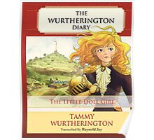 The Little Doll Girl: The Wurtherington Diary Poster
