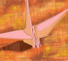 Paper Crane by Visuddhi