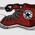 Converse by KNIfe