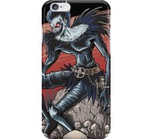 Death and Apples iPhone Case/Skin