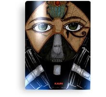 Khemetic Warrior  Canvas Print