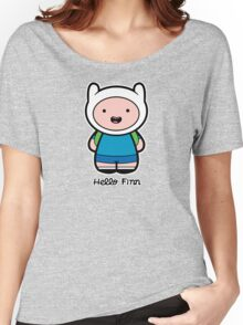 Hello Finn Women's Relaxed Fit T-Shirt