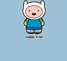 Hello Finn Womens Fitted T-Shirt