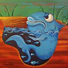 Big Fish in a Small Pond by Maryevelyn Jones