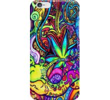 Psychedelic Design iPhone Case/Skin