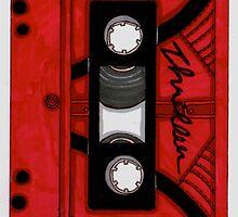 Thriller Cassette by KNIfe