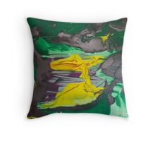 Débuts / Beginnings Throw Pillow