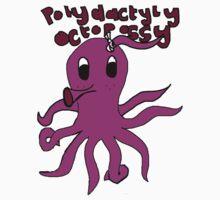 polydactyly octopossy by JoeysCrookedJaw