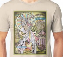 London Dada Doll Unisex T-Shirt