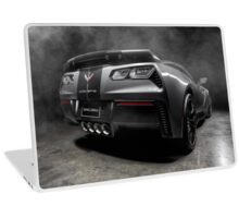 2015 Chevrolet Corvette Z06 Laptop Skin