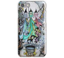 Macbeth Dada Dolls iPhone Case/Skin