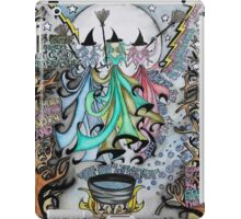 Macbeth Dada Dolls iPad Case/Skin