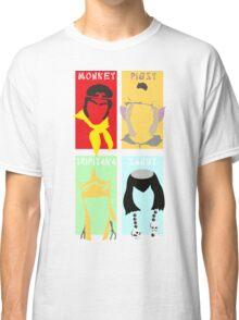Monkey Magic 4 Classic T-Shirt