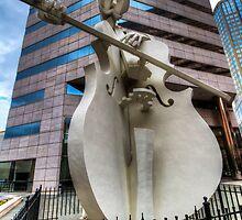 Virtuoso Sculpture by Ray Chiarello