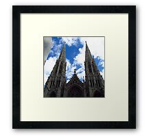 St. Patrick's Cathedral - New York City Framed Print