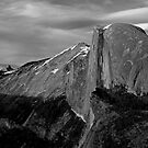 Half Dome From Glacier Point by Marty Straub