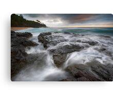 Secret Beach - Kauai Canvas Print