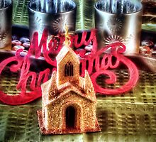 Sincere Wishes For A Very, Merry Christmas by Noble Upchurch