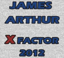 James Arthur X Factor 2012 by GrandClothing