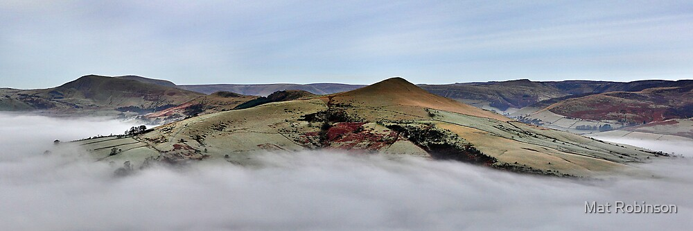 Lose Hill Inversion by Mat Robinson