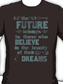 Future - light blue T-Shirt
