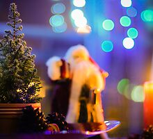 A Christmas Scene by IonaSpence