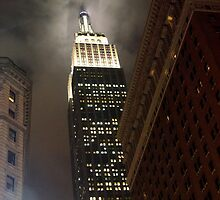 Empire State Building by anchorsofhope